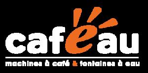 logo cafeau blanc